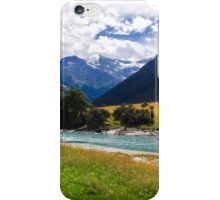 Aspiring to a Back Country Moment  iPhone Case/Skin