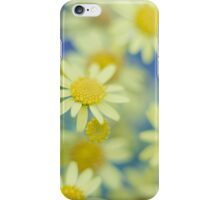 Mellow in yellow iPhone Case/Skin