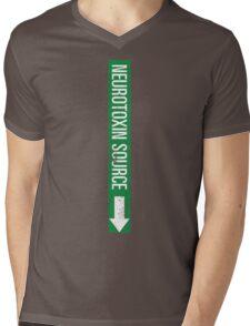 Neurotoxin Mens V-Neck T-Shirt