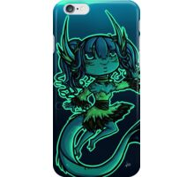 curious water iPhone Case/Skin