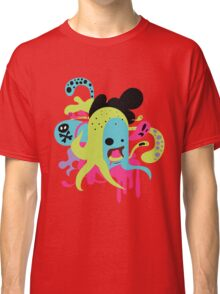 Zombie Nom Classic T-Shirt