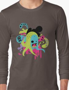 Zombie Nom Long Sleeve T-Shirt