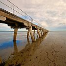 Port Germein Jetty - South Australia by salsbells69