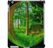 The Green World iPad Case/Skin