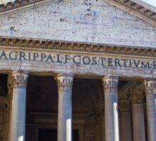 Pantheon, Rome Sticker