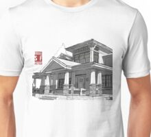 California Craftsman Sketch SF Unisex T-Shirt