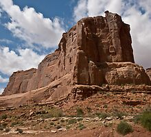 Arches National Monument Formation by Greg Summers
