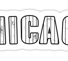 MLB City - Chicago (White Sox) Sticker