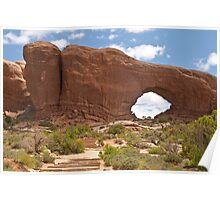 Cove Arch Poster