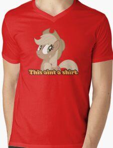 This aint a shirt  Mens V-Neck T-Shirt