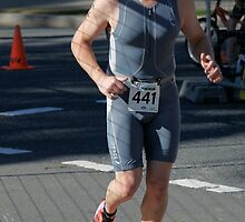 Kingscliff Triathlon 2011 Run leg C0312 by Gavin Lardner