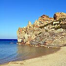 Vai beach, Crete. by FER737NG