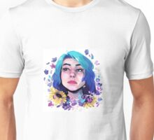 Lined In Chalk Unisex T-Shirt