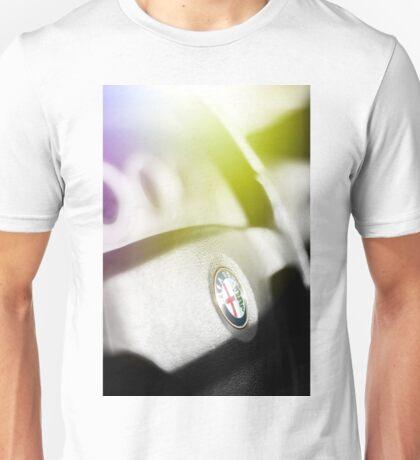 Alfa Romeo Interior Unisex T-Shirt