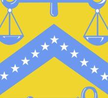 US Alcohol & Tobacco Tax & Trade Bureau Seal Sticker Sticker