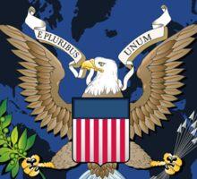 US Director of National Intelligence Seal Sticker Sticker