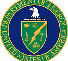 US Energy Department Seal Sticker by ukedward