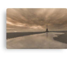 Channel Marker Canvas Print