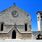 Church of the Annunciation, Rhodes. by FER737NG