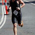 Kingscliff Triathlon 2011 Run leg C0549 by Gavin Lardner