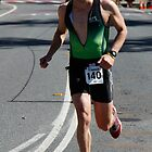 Kingscliff Triathlon 2011 Run leg C0550 by Gavin Lardner