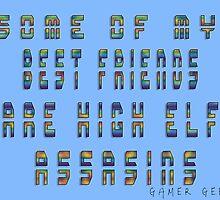 Best Friends by MythicFX