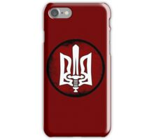 Organization of Ukrainian Nationalists iPhone Case/Skin