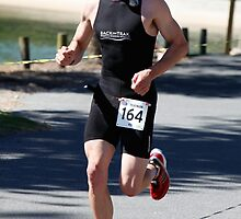 Kingscliff Triathlon 2011 Run leg C0585 by Gavin Lardner