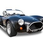 Ford - Shelby Cobra #2 by axemangraphics