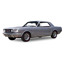 Ford - 1967 Mustang Photographic Print