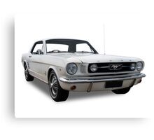 Ford - 1967 Mustang #2 Canvas Print