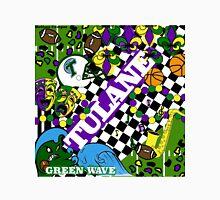 TULANE UNIVERSITY COLLAGE Unisex T-Shirt