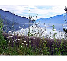 Kootenay Lake Photographic Print