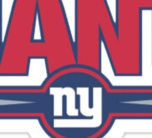 New York Giants Sticker