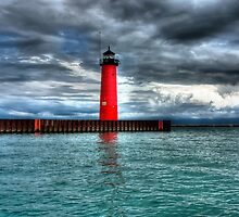 Paint me a lighthouse  by NVSphoto