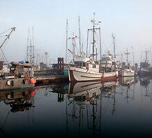 Fisherman's Wharf by Wendi Donaldson Laird