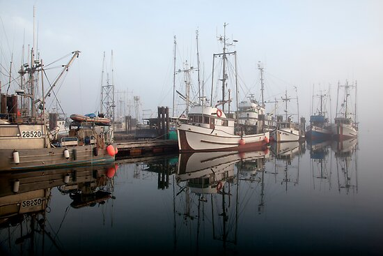 Fisherman's Wharf by Wendi Donaldson