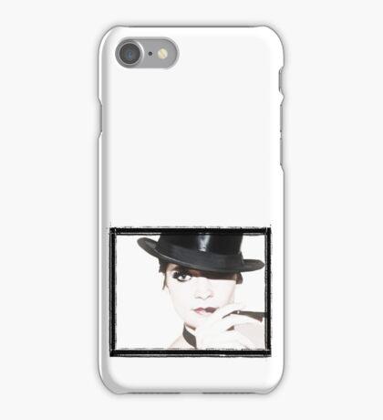 That Look Between The Lines iPhone Case/Skin