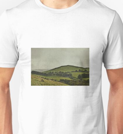 When Evening In The Shire Was Grey Unisex T-Shirt