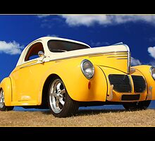 Wild Willys by Keith Hawley