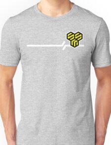 Macross Frontier SMS Civilian Military Provider Unisex T-Shirt