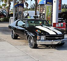 Chevelle Muscle by JELProductions