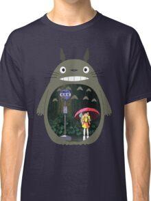 My Neighbour Totoro - Rain Classic T-Shirt