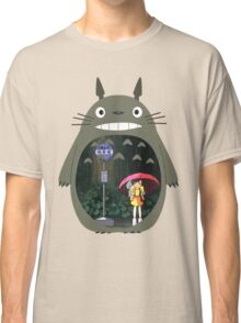 My Neighbour Totoro - Rain Classic T-Shirt