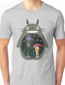 My Neighbour Totoro - Rain Unisex T-Shirt