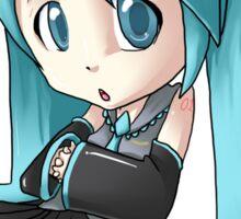 Chibi Hatsune Miku Sticker
