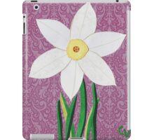 Narcissus pseudonarcissus iPad Case/Skin