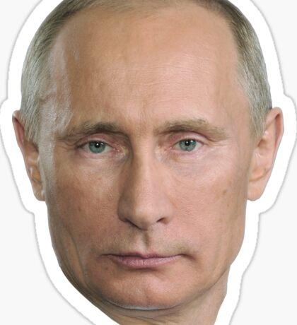 Serious Putin  Sticker