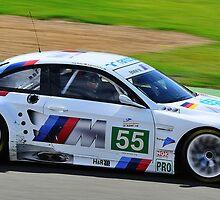 No 55 BMW Motorsport by Willie Jackson