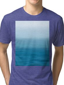 Danger Goes Where Emotion Flows Tri-blend T-Shirt